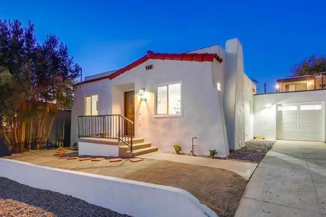 2110 Polk Ave, San Diego, CA 92104 (#200053251) :: Neuman & Neuman Real Estate Inc.