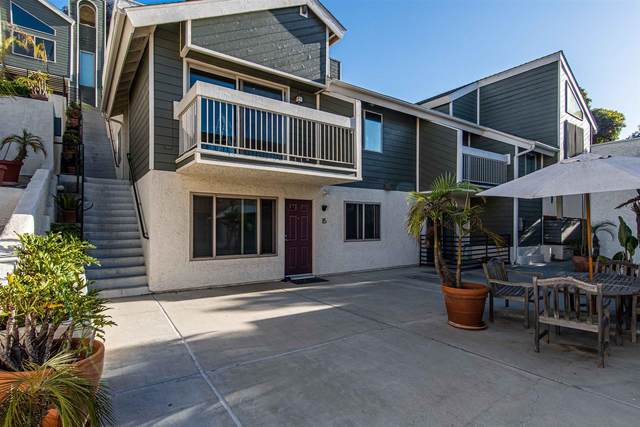 2251 Worden St #16, San Diego, CA 92107 (#200053291) :: SD Luxe Group