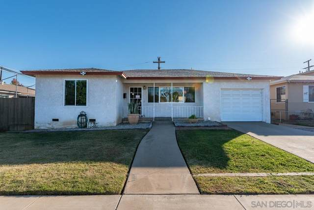 1155 Deem Pl, El Cajon, CA 92021 (#200053303) :: Neuman & Neuman Real Estate Inc.