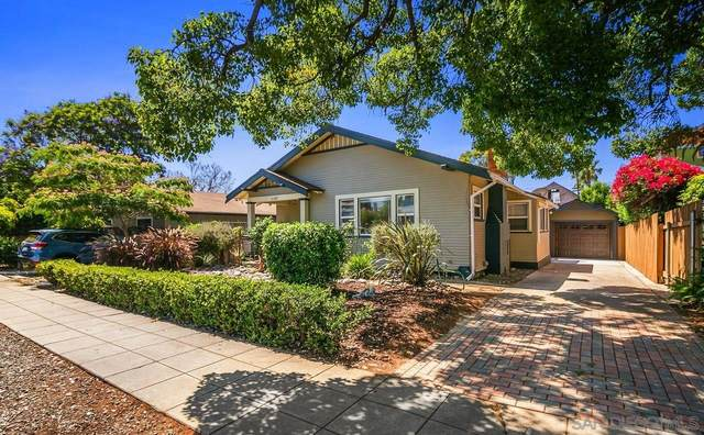 3149-51 Juniper St., San Diego, CA 92104 (#200053344) :: The Legacy Real Estate Team