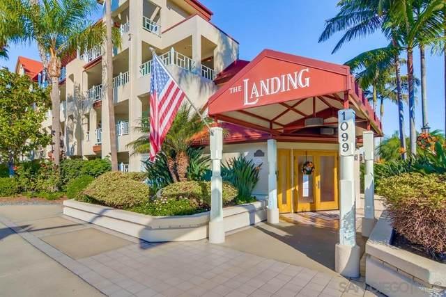 1099 1st Street #116, Coronado, CA 92118 (#200053394) :: Dannecker & Associates