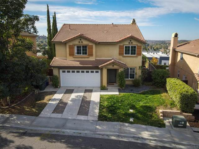 842 Via La Venta, San Marcos, CA 92069 (#200053502) :: Neuman & Neuman Real Estate Inc.