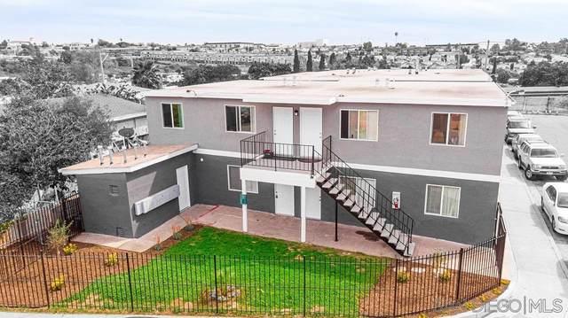 401-423 Aurora Street, San Diego, CA 92102 (#200053524) :: Neuman & Neuman Real Estate Inc.
