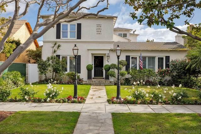535 C Avenue, Coronado, CA 92118 (#200053742) :: Neuman & Neuman Real Estate Inc.
