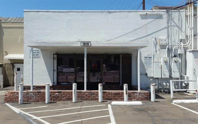 1818 Robinson, San Diego, CA 92103 (#200053861) :: Neuman & Neuman Real Estate Inc.