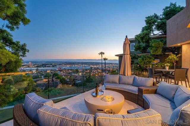 2461 Presidio Dr., San Diego, CA 92103 (#200053950) :: Tony J. Molina Real Estate