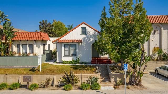 3941-47 Mississippi St, San Diego, CA 92104 (#200053961) :: Neuman & Neuman Real Estate Inc.