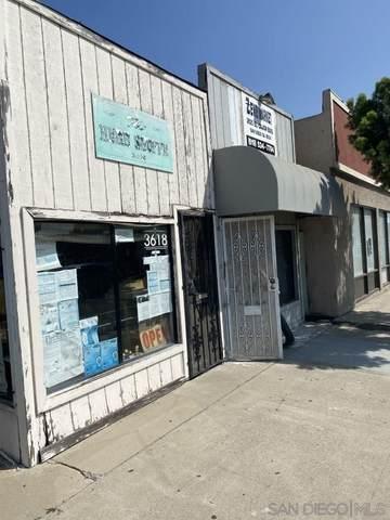 3618-20 El Cajon Blvd., San Diego, CA 92104 (#200053994) :: Neuman & Neuman Real Estate Inc.