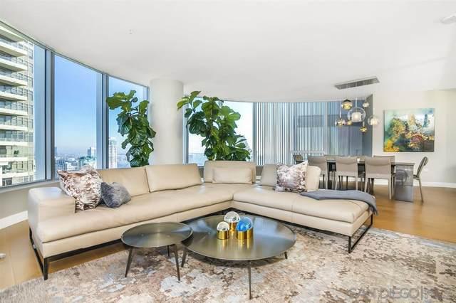 888 W E Street #3304, San Diego, CA 92101 (#200054112) :: Neuman & Neuman Real Estate Inc.