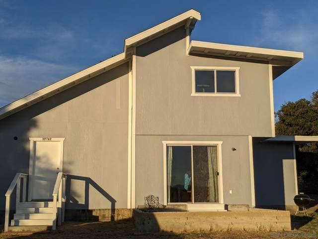 37762 Montezuma Valley Rd, Ranchita, CA 92066 (#200054154) :: Dannecker & Associates