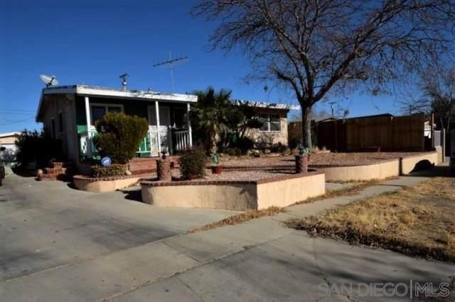 743 W Avenue H10, Landcaster, CA 93534 (#200054218) :: Dannecker & Associates