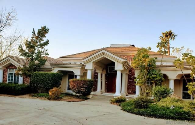 14316 Twisted Branch Rd, Poway, CA 92064 (#200054322) :: Tony J. Molina Real Estate