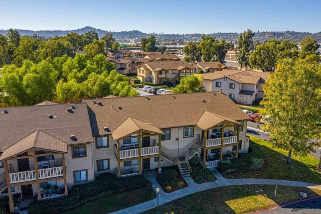 1423 Graves Ave #125, El Cajon, CA 92021 (#200054470) :: Yarbrough Group