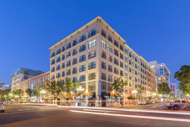 450 J St #6121, San Diego, CA 92101 (#200054478) :: Dannecker & Associates