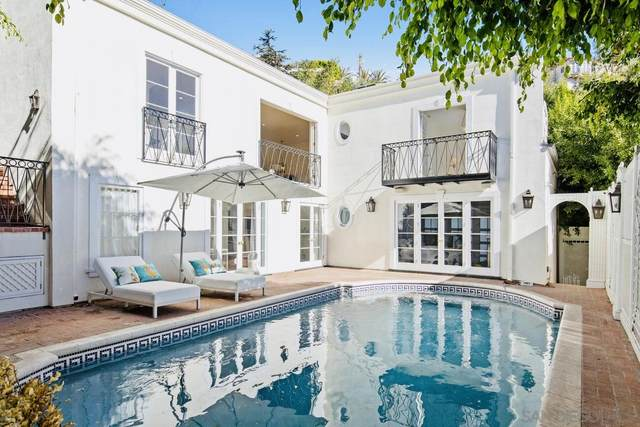 1447 Queens Rd, Los Angeles, CA 90069 (#200054558) :: Neuman & Neuman Real Estate Inc.