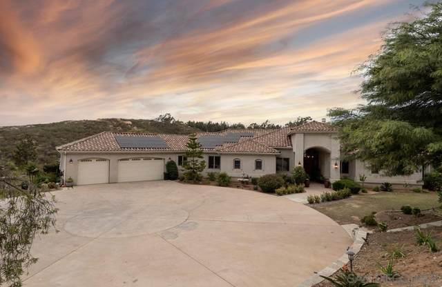16056 Eucalyptus Heights Rd, Poway, CA 92064 (#200054674) :: Dannecker & Associates
