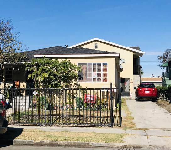 539 W 77Th St, Los Angeles, CA 90044 (#200054816) :: Compass