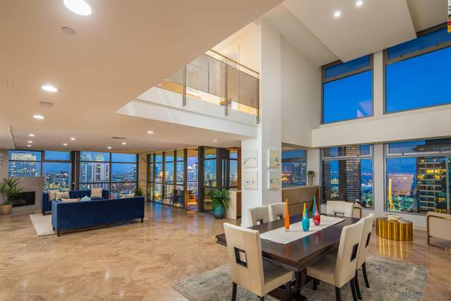 645 Front St #2004, San Diego, CA 92101 (#200054888) :: SunLux Real Estate