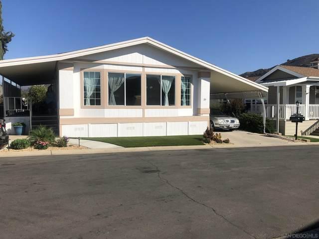 15420 Olde Highway 80 #37, El Cajon, CA 92021 (#200054966) :: San Diego Area Homes for Sale