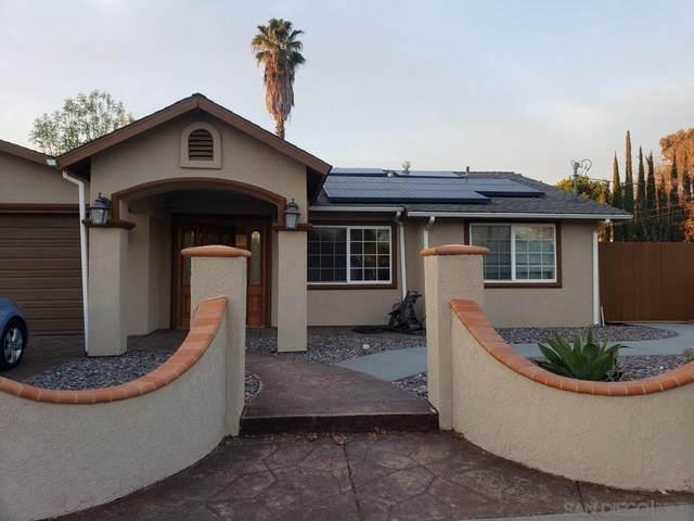 1496 Jefferson Ave, Escondido, CA 92027 (#200055008) :: Neuman & Neuman Real Estate Inc.