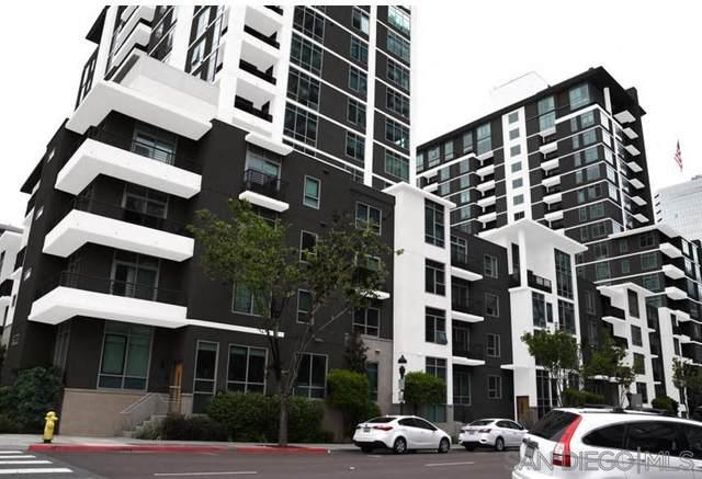 425 W Beech St #336, San Diego, CA 92101 (#210000159) :: Yarbrough Group