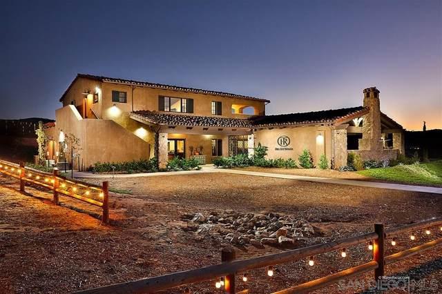 30801 Valley Center Road, Valley Center, CA 92082 (#210000182) :: Neuman & Neuman Real Estate Inc.