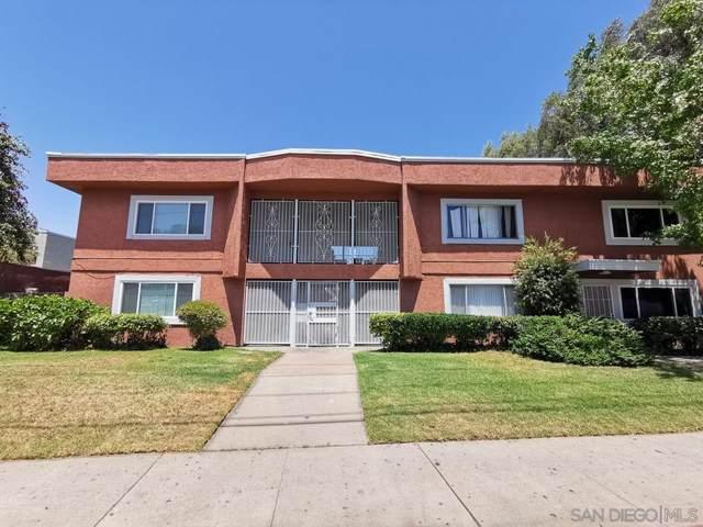 1060 E Washington Ave #15, Escondido, CA 92025 (#210000255) :: Neuman & Neuman Real Estate Inc.