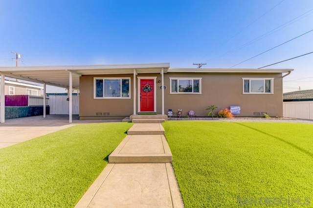 1051 Corte Maria Ave, Chula Vista, CA 91911 (#210000283) :: Yarbrough Group