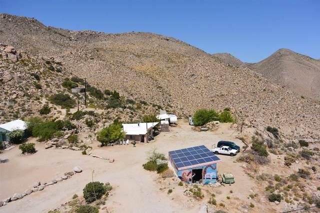 Desert View Tower & 3 Homes, Jacumba, CA 91934 (#210000294) :: Neuman & Neuman Real Estate Inc.