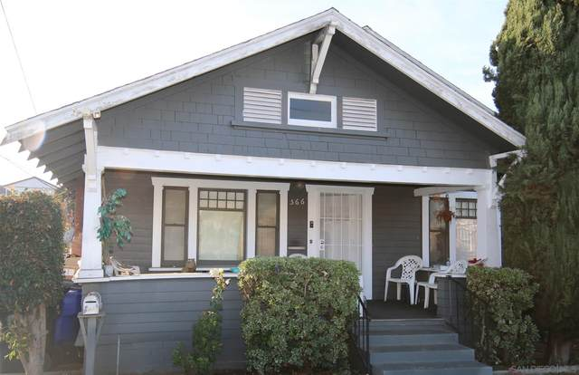 566-68 S 36th St, San Diego, CA 92113 (#210000304) :: Tony J. Molina Real Estate