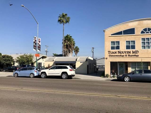 4147-4149 Fairmount Ave, San Diego, CA 92105 (#210000308) :: Neuman & Neuman Real Estate Inc.
