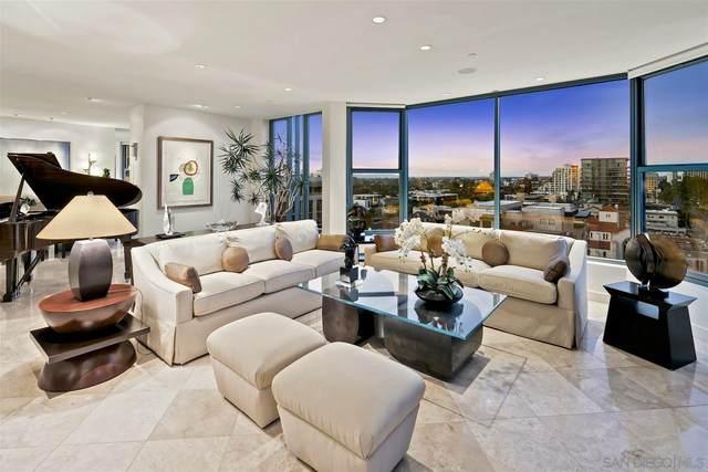 2500 6th Avenue #1201, San Diego, CA 92103 (#210000324) :: Neuman & Neuman Real Estate Inc.