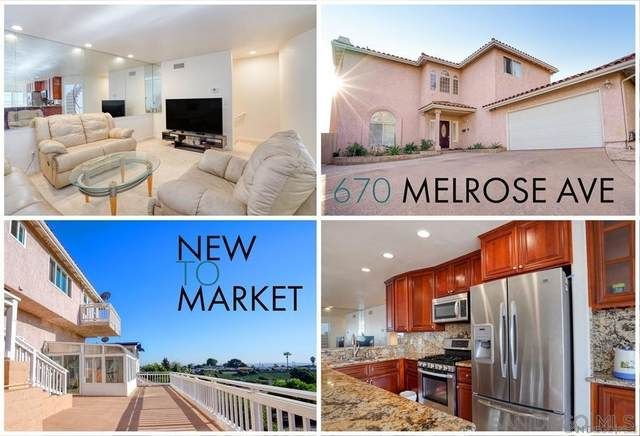 670 Melrose Ave, Chula Vista, CA 91910 (#210000370) :: Yarbrough Group