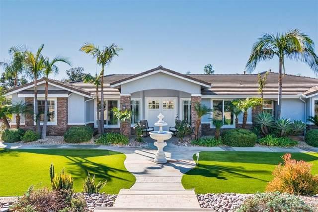921 Star Pl, Alpine, CA 91901 (#210000406) :: PURE Real Estate Group