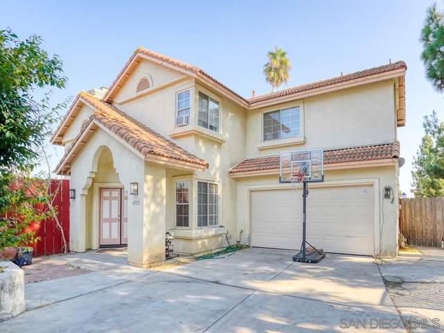 6955 San Miguel Ave, Lemon Grove, CA 91945 (#210000430) :: Neuman & Neuman Real Estate Inc.