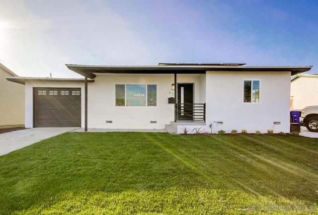 620 N Pierce St, El Cajon, CA 92020 (#210000484) :: Neuman & Neuman Real Estate Inc.