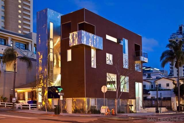 343 W. Date Street, San Diego, CA 92101 (#210000525) :: Dannecker & Associates