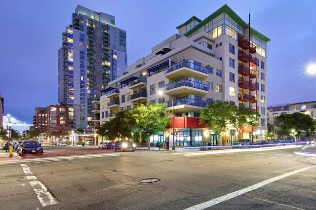 875 G St #311, San Diego, CA 92101 (#210000527) :: Neuman & Neuman Real Estate Inc.
