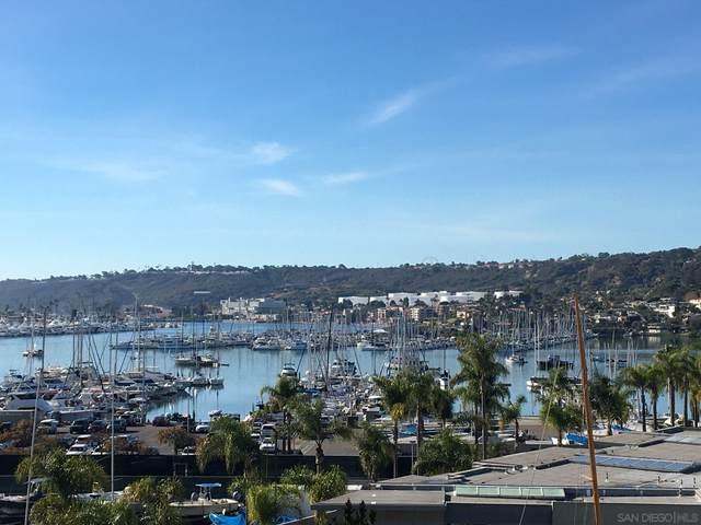 1150 Anchorage Ln #603, San Diego, CA 92106 (#210000552) :: Neuman & Neuman Real Estate Inc.