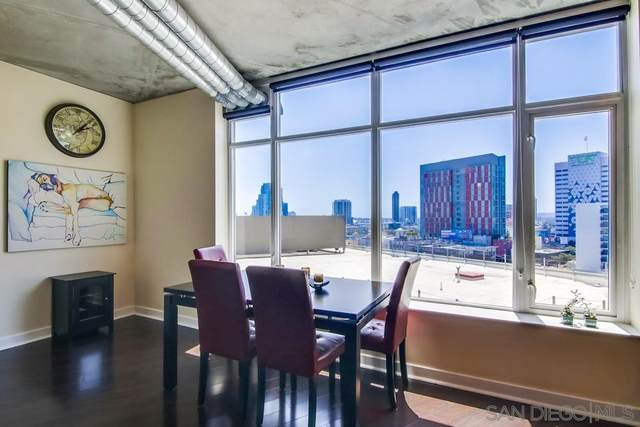 1080 Park Blvd #802, San Diego, CA 92101 (#210000594) :: Neuman & Neuman Real Estate Inc.