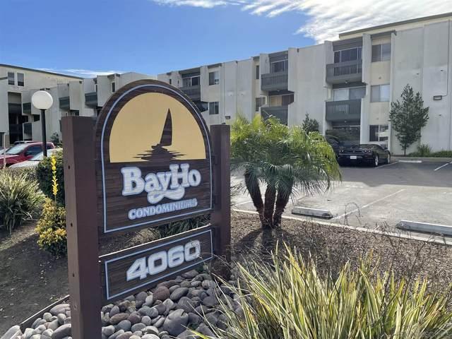 4060 Huerfano Ave #104, San Diego, CA 92117 (#210000603) :: Yarbrough Group