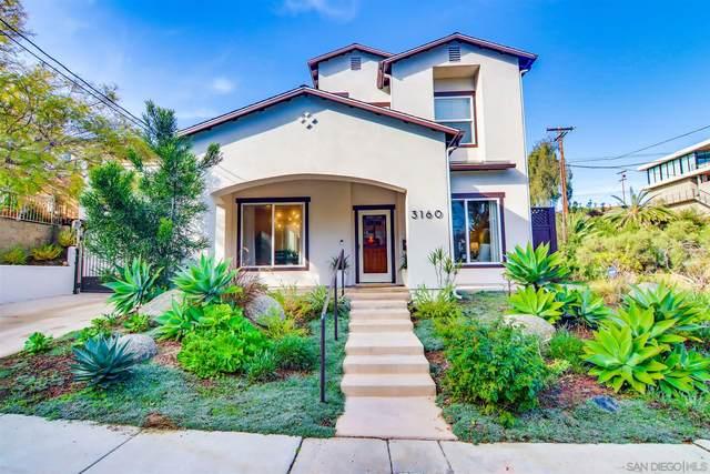 3160 Goldfinch St., San Diego, CA 92103 (#210000618) :: Dannecker & Associates