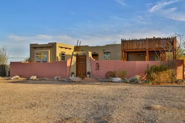 2827 Bending Elbow Dr, Borrego Springs, CA 92004 (#210000629) :: Neuman & Neuman Real Estate Inc.