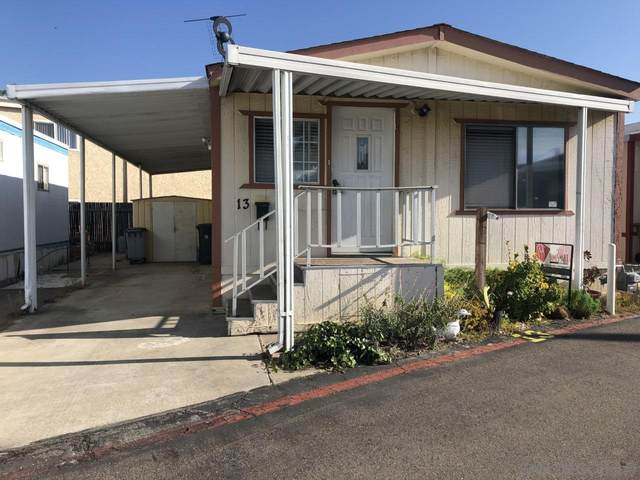 9459 Mission Gorge Road #13, Santee, CA 92071 (#210000672) :: Team Forss Realty Group