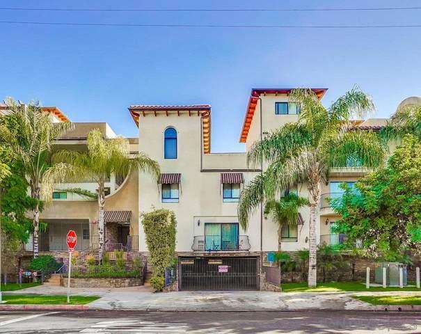 5264 Satsuma Ave #16, North Hollywood, CA 91601 (#210000678) :: COMPASS