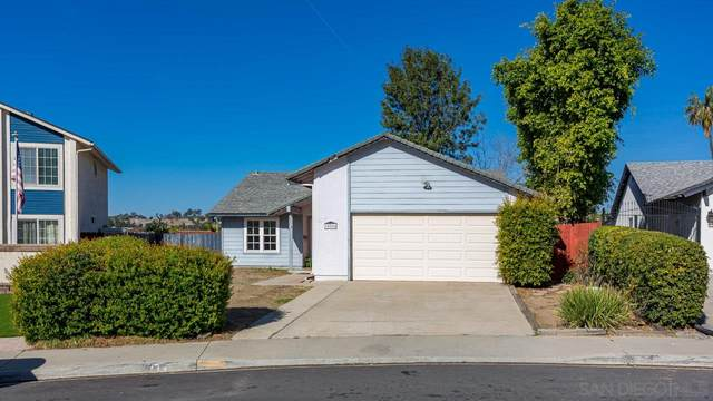 10854 Wagon Wheel Drive, Spring Valley, CA 91978 (#210000683) :: Neuman & Neuman Real Estate Inc.