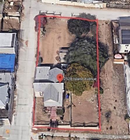 2528 Island, San Diego, CA 92102 (#210000729) :: Neuman & Neuman Real Estate Inc.