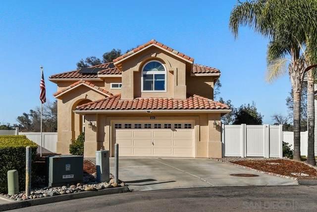 623 Rowley Way, Ramona, CA 92065 (#210000777) :: Neuman & Neuman Real Estate Inc.