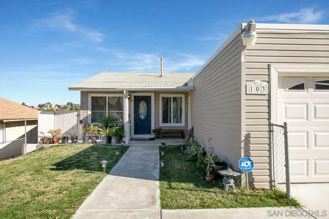 103 65th Street, San Diego, CA 92114 (#210000787) :: PURE Real Estate Group