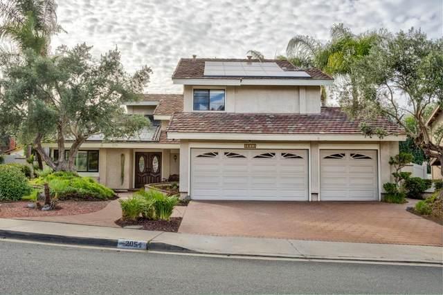 2054 Seca St., El Cajon, CA 92019 (#210000793) :: Neuman & Neuman Real Estate Inc.
